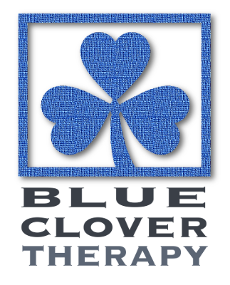 blue clover therapy icon medium
